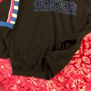 efb8eeadb24 adidas Tops | Aa42 Motorcross High Neck Sweatshirt | Poshmark